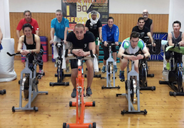 spinning palestra iefeso calalzo di cadore